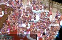 【最初で最後の400人GvG祭】LEしおん VS 連合 【RO@Chaos】